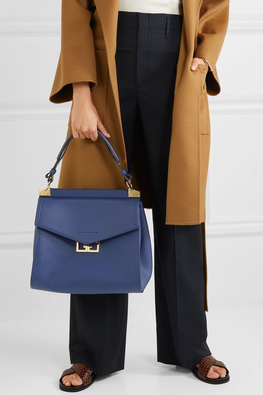 Givenchy Mystic medium leather tote