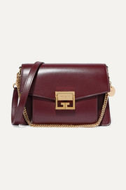 GV3 small leather shoulder bag