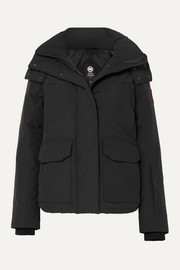 Canada Goose Blakely hooded shell down jacket