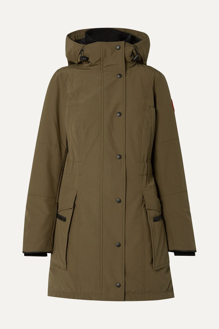Canada Goose Kinley hooded shell down parka