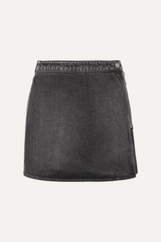 Givenchy Denim mini skirt