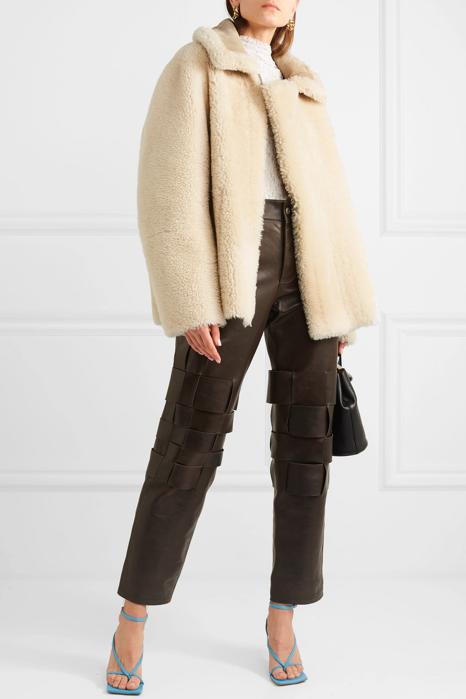Bottega Veneta Shearling jacket