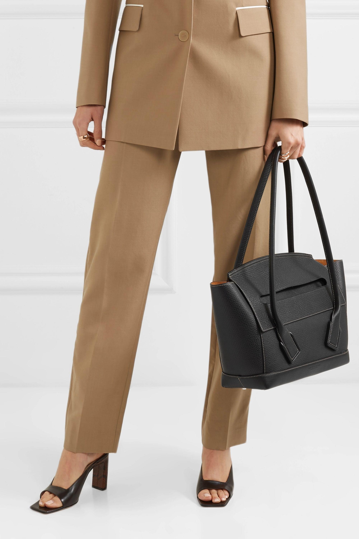 Bottega Veneta Arco medium textured-leather tote