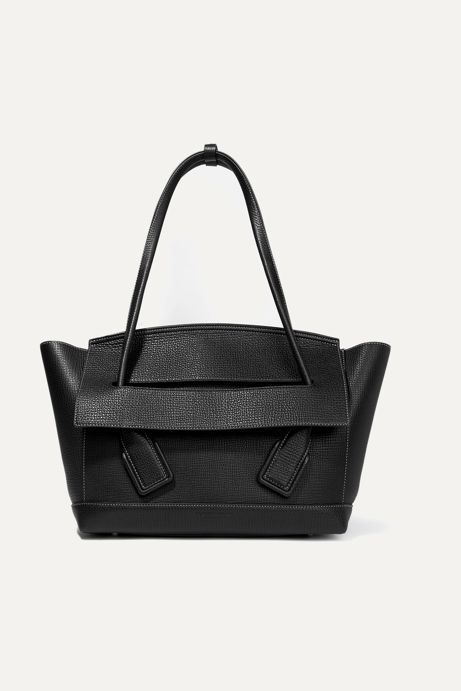 Bottega Veneta Arco medium textured-leather tote
