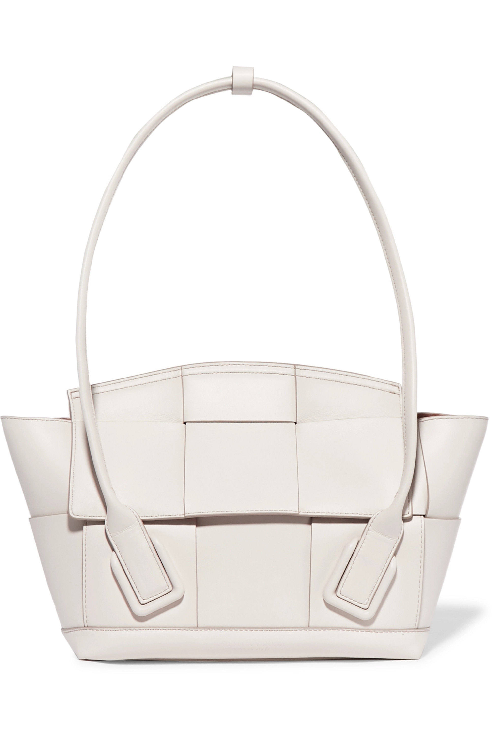 Bottega Veneta Arco small intrecciato leather tote