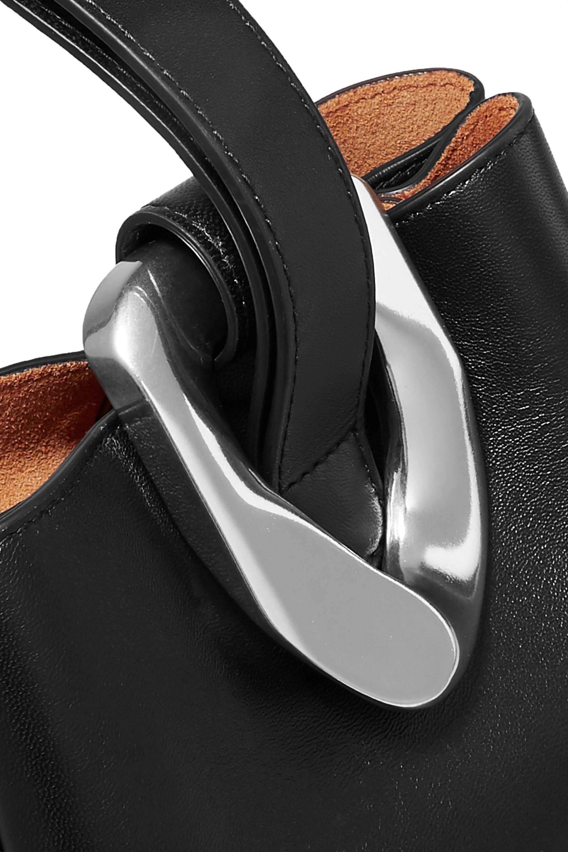 Bottega Veneta Drop small embellished leather bucket bag