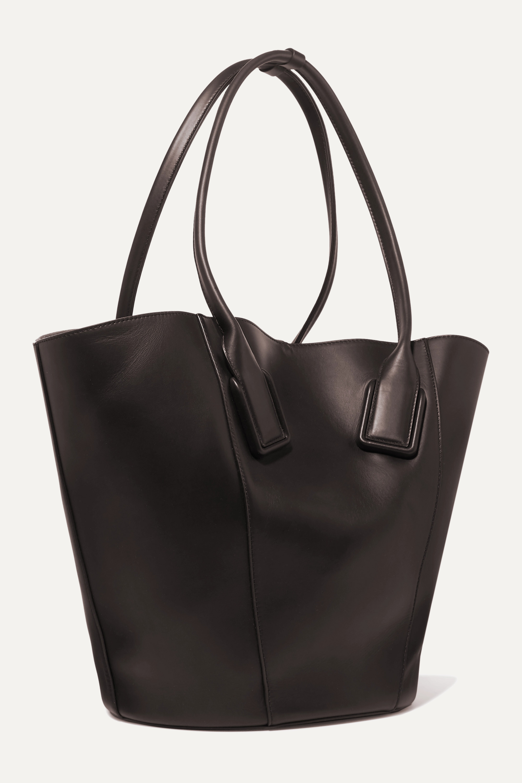 Bottega Veneta Basket leather tote