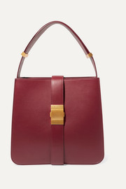 Marie medium leather shoulder bag