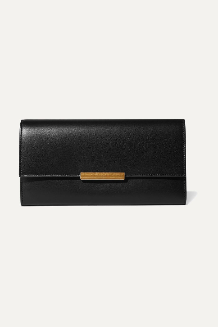 Bottega Veneta Embellished leather continental wallet