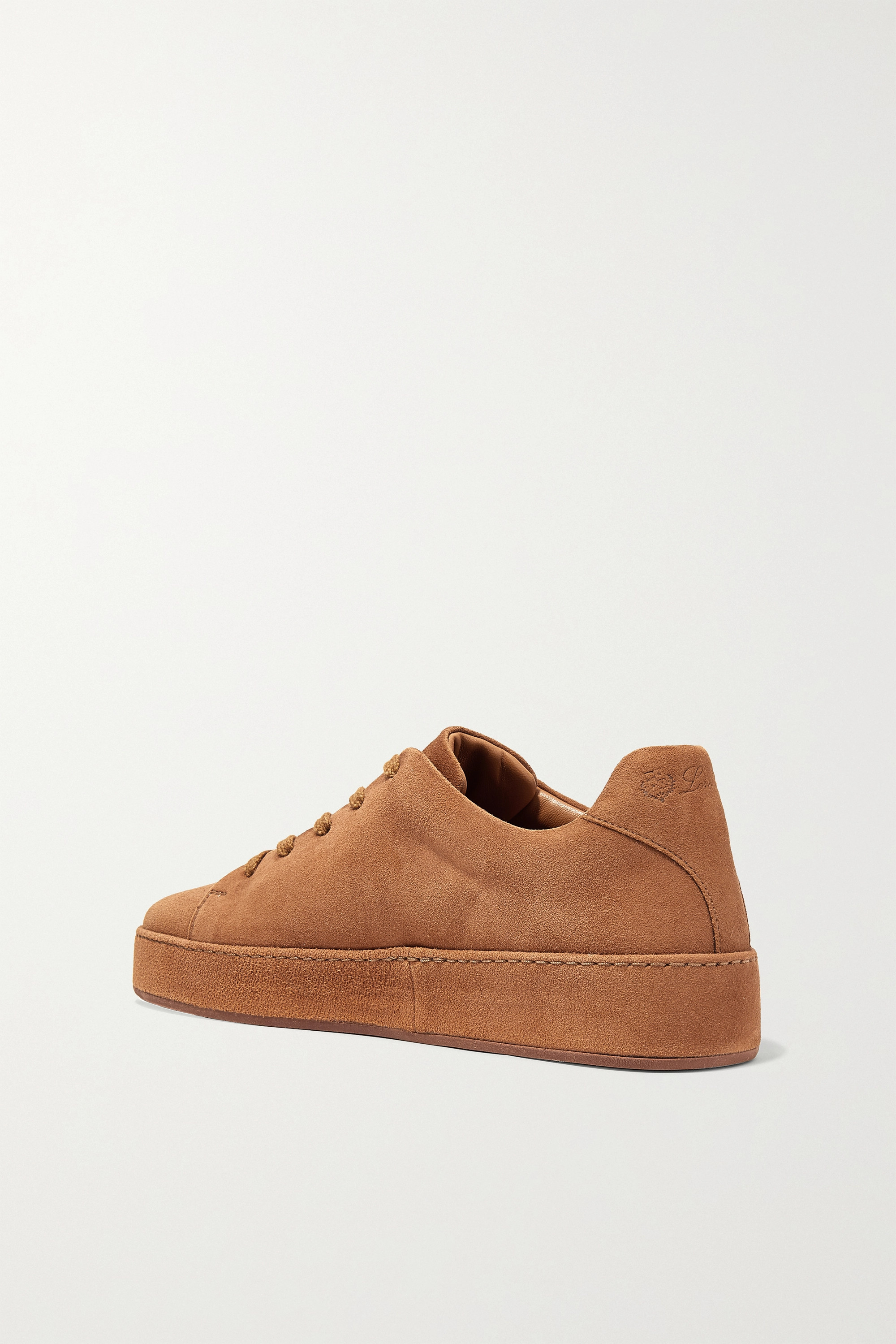 Loro Piana Nuages suede sneakers