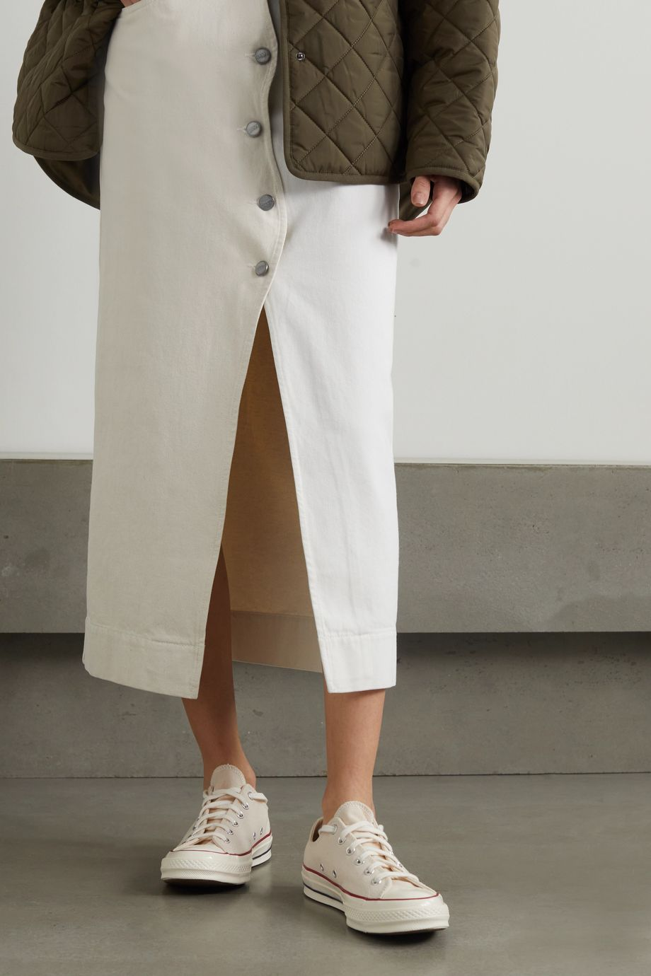 Converse Chuck Taylor All Star 70 canvas sneakers