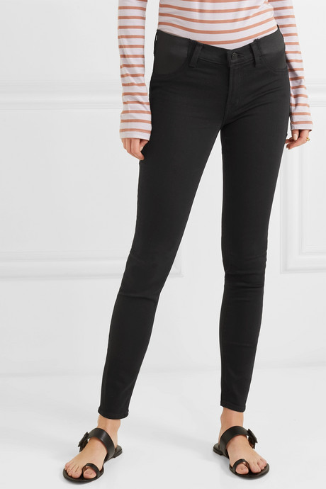 Mama J mid-rise skinny maternity jeans