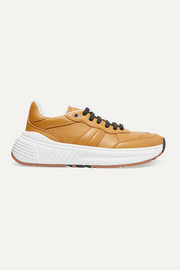 Speedster leather sneakers