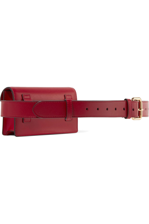 Fendi Leather belt bag