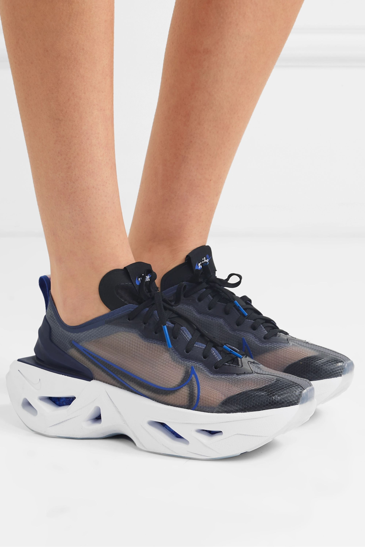 También vestido Pigmalión  Black ZoomX Vista Grind mesh sneakers | Nike | NET-A-PORTER