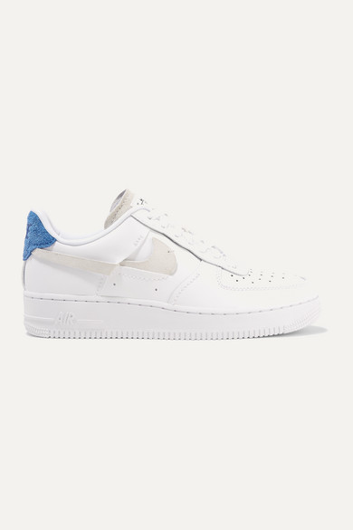 air force 1 suede white