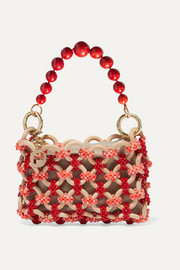 Orione beaded tote