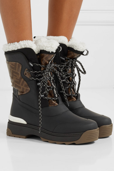 Fendi TRex Winter Boots