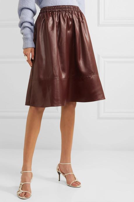 Shell skirt