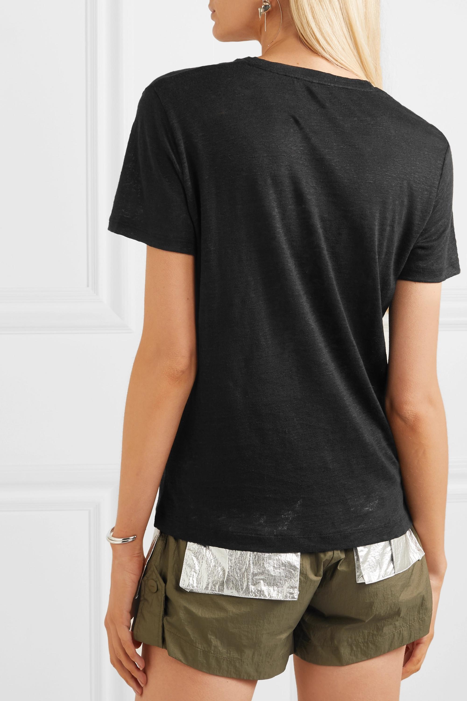 Ninety Percent Linen-jersey T-shirt