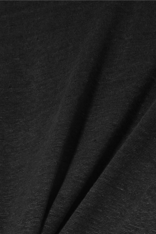 Ninety Percent 亚麻平纹布 T 恤