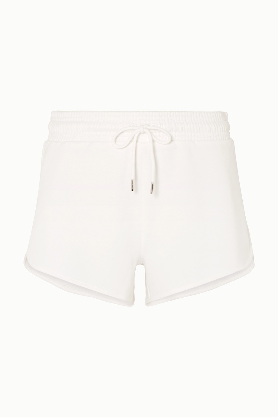 Ninety Percent + NET SUSTAIN organic cotton-jersey shorts