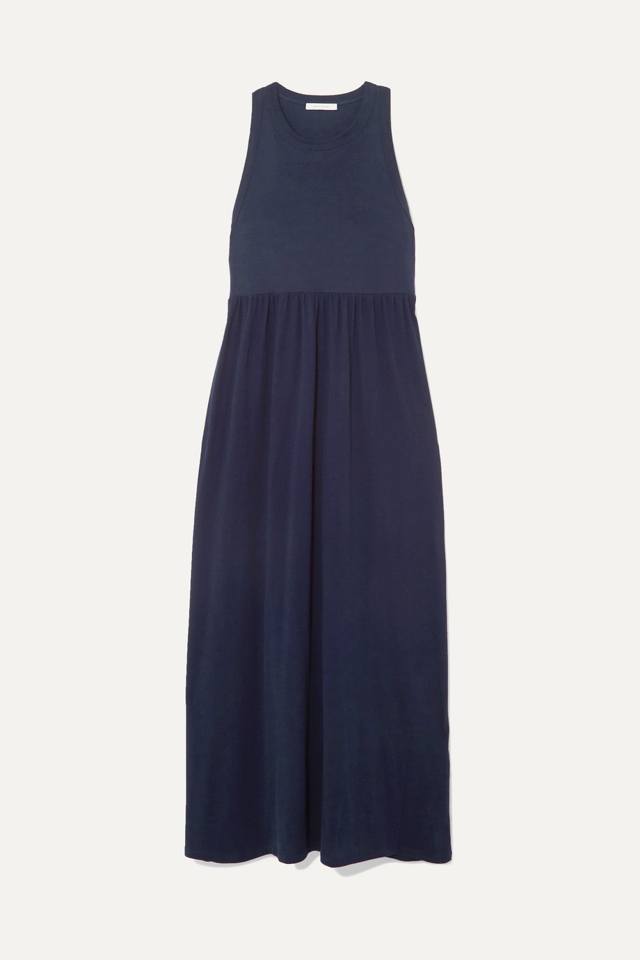 Ninety Percent | Organic cotton-jersey maxi dress | NET-A-PORTER.COM