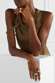 Sophie Buhai Gold vermeil pinky ring