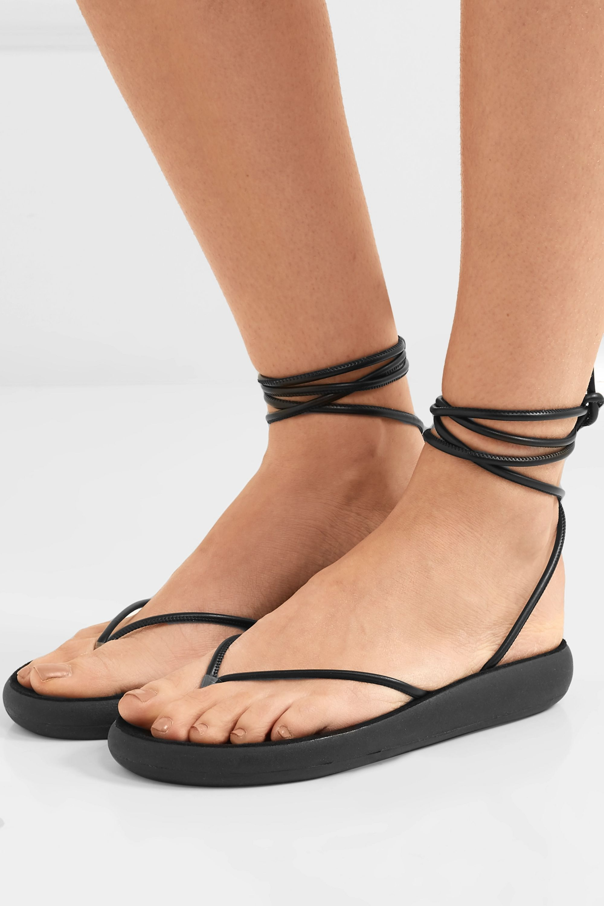 Ancient Greek Sandals Piera leather sandals