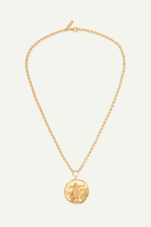 Chloé Gold-tone necklace