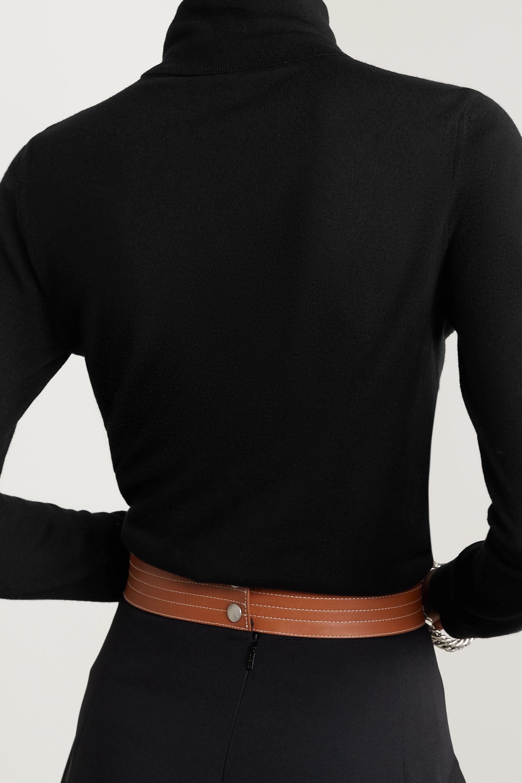 Loro Piana Cashmere turtleneck sweater