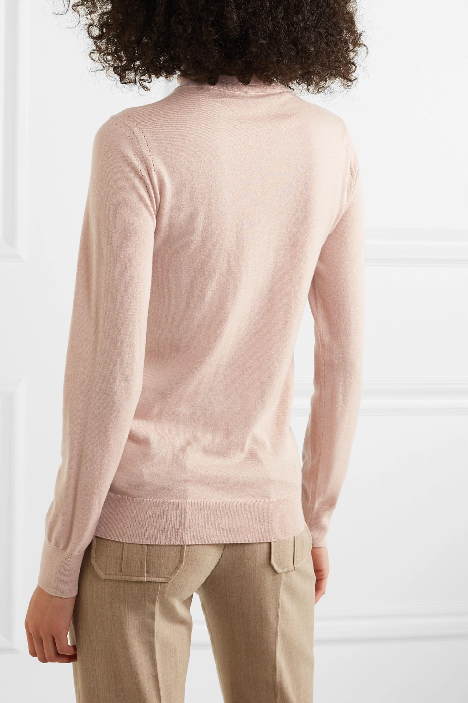Loro Piana Puma cashmere turtleneck sweater