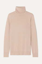 Loro Piana Puma cashmere turtleneck sweater
