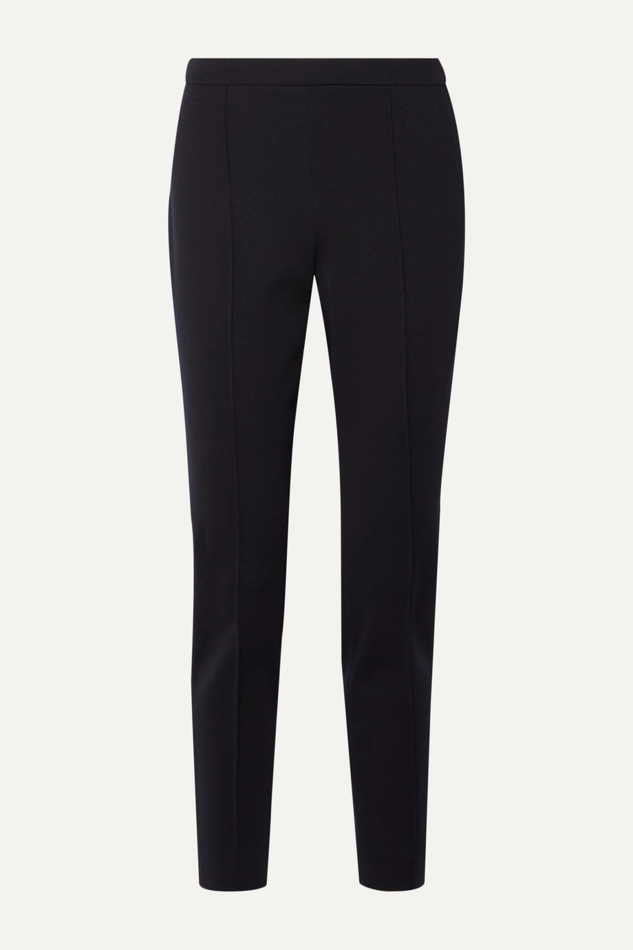 Loro Piana Wool-blend straight-leg pants