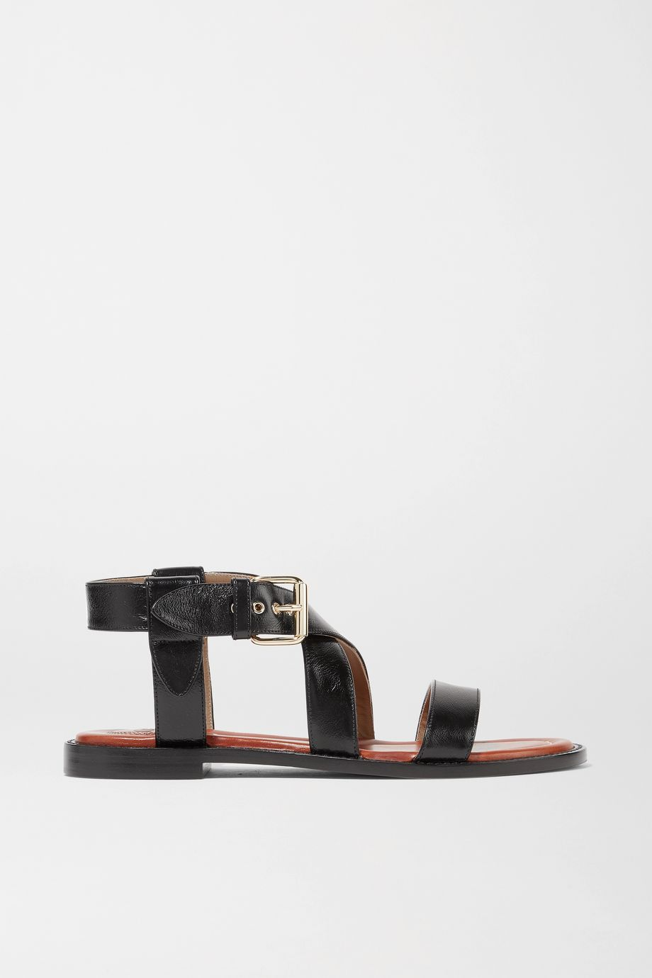 Chloé Aria leather sandals
