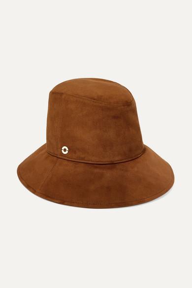 9b3f680eba5 Nellie suede bucket hat