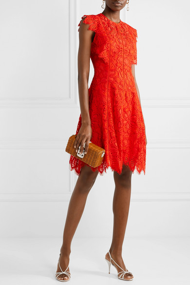 Lela Rose Dresses Corded lace dress