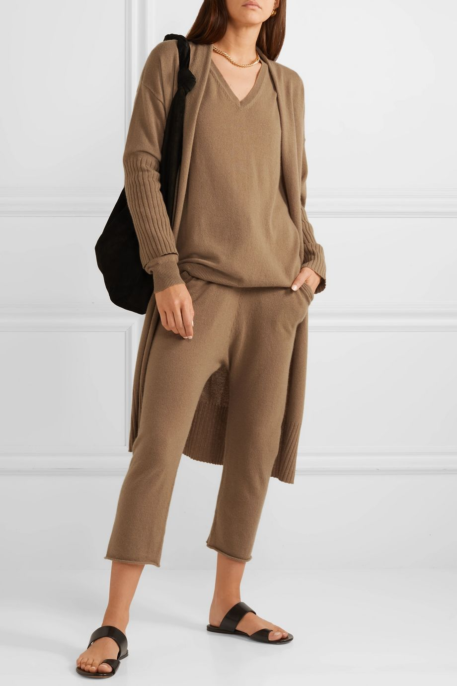 Nili Lotan Kendra cashmere sweater