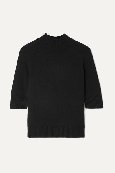 THEORY | Theory - Jodi B Cashmere Sweater - Black | Goxip