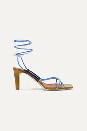 Malone Souliers + Roksanda Camila 70 leather sandals