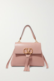 Valentino Valentino Garavani VRING small leather shoulder bag