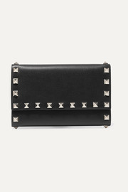 Valentino Valentino Garavani The Rockstud medium leather wallet
