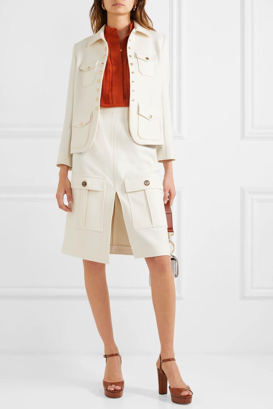 Chloé Twill jacket