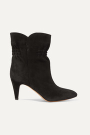 Dedie suede ankle boots