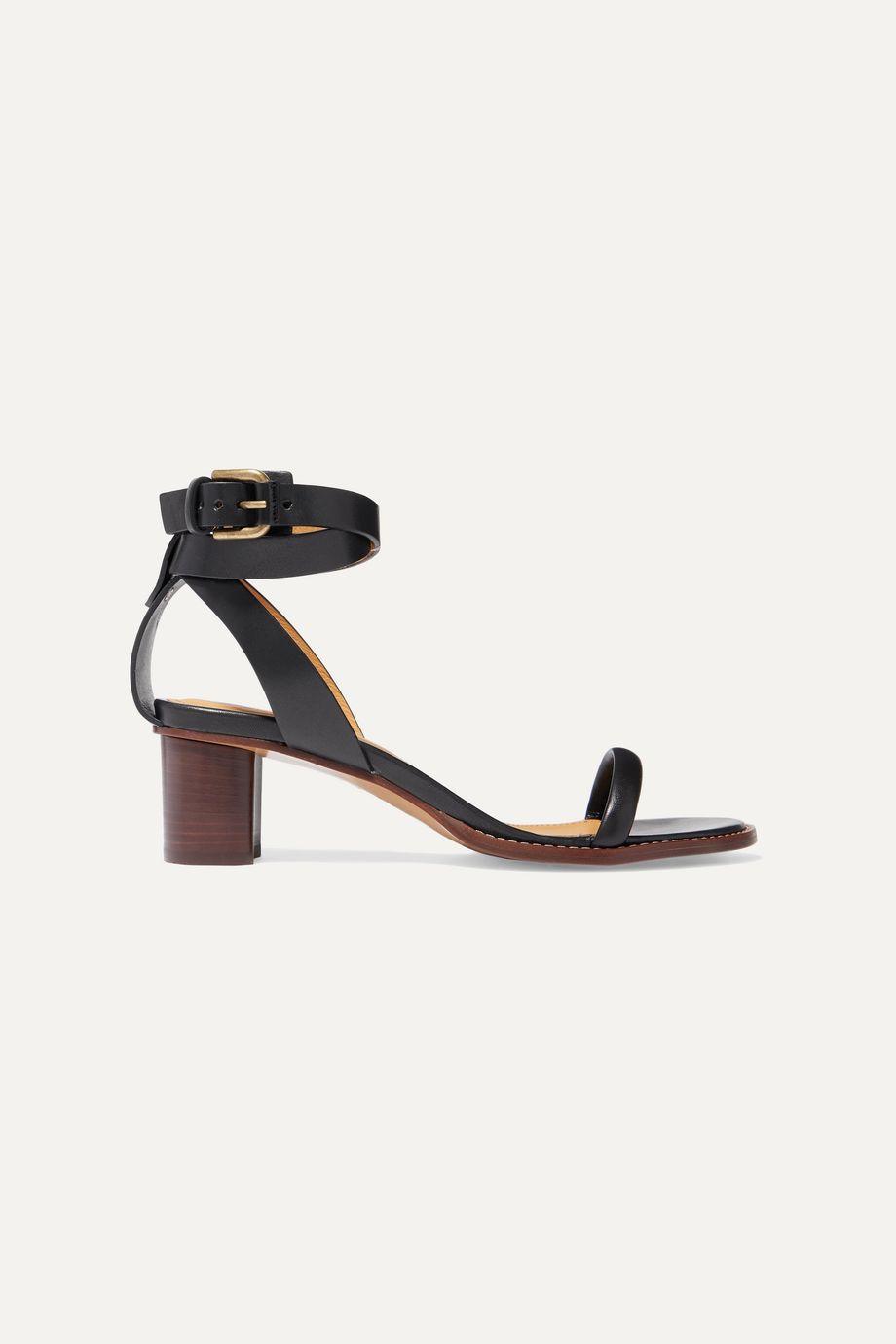 Isabel Marant Jadler leather sandals