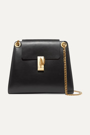 Annie leather shoulder bag