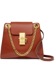 Chloé Annie mini leather shoulder bag