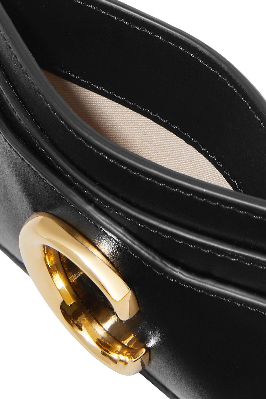 Chloé Chloé C leather cardholder