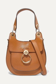 Tess small leather shoulder bag