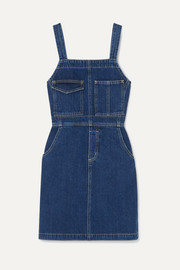 EVE Denim Michelle denim mini dress